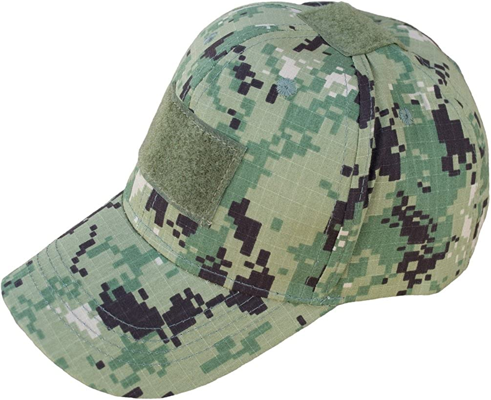 Amazon.com  TC Kids U.S. Navy NWU III Operator Cap with AOR II Camo ... e997e367980