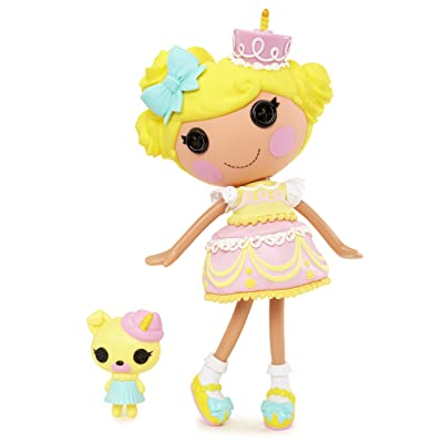 Lalaloopsy Candle Slice O'Cake Doll: Toys & Games