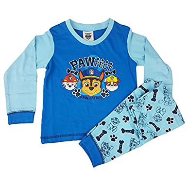 NEW BABY BOYS PAW PATROL PYJAMAS SET 931de8c6d