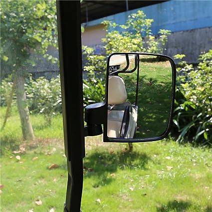 Amazon.com : World 9.99 Mall Golf cart side mirrors for Club Car EZ on
