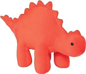 "Manhattan Toy Gummy Velveteen Stegosaurus Dinosaur Stuffed Animal, 9.5"""