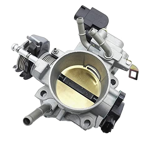 Amazon.com: Throttle Body with Gasket For 2003 2004 2005 Honda Accord DX LX EX 2.4L16400RAAA62: Automotive