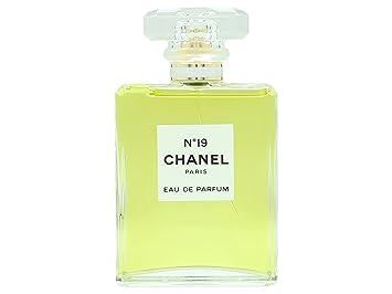 chanel no 19. no. 19 by chanel for women, eau de parfum spray, 3.4 ounce no ,