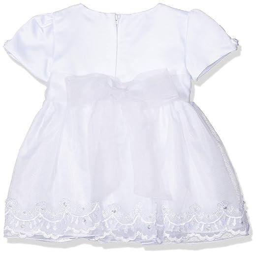 Cinda Vestido de fiesta de bautizo de marfil de niña bebé capó y chaqueta  802 870ea5b0c3f9
