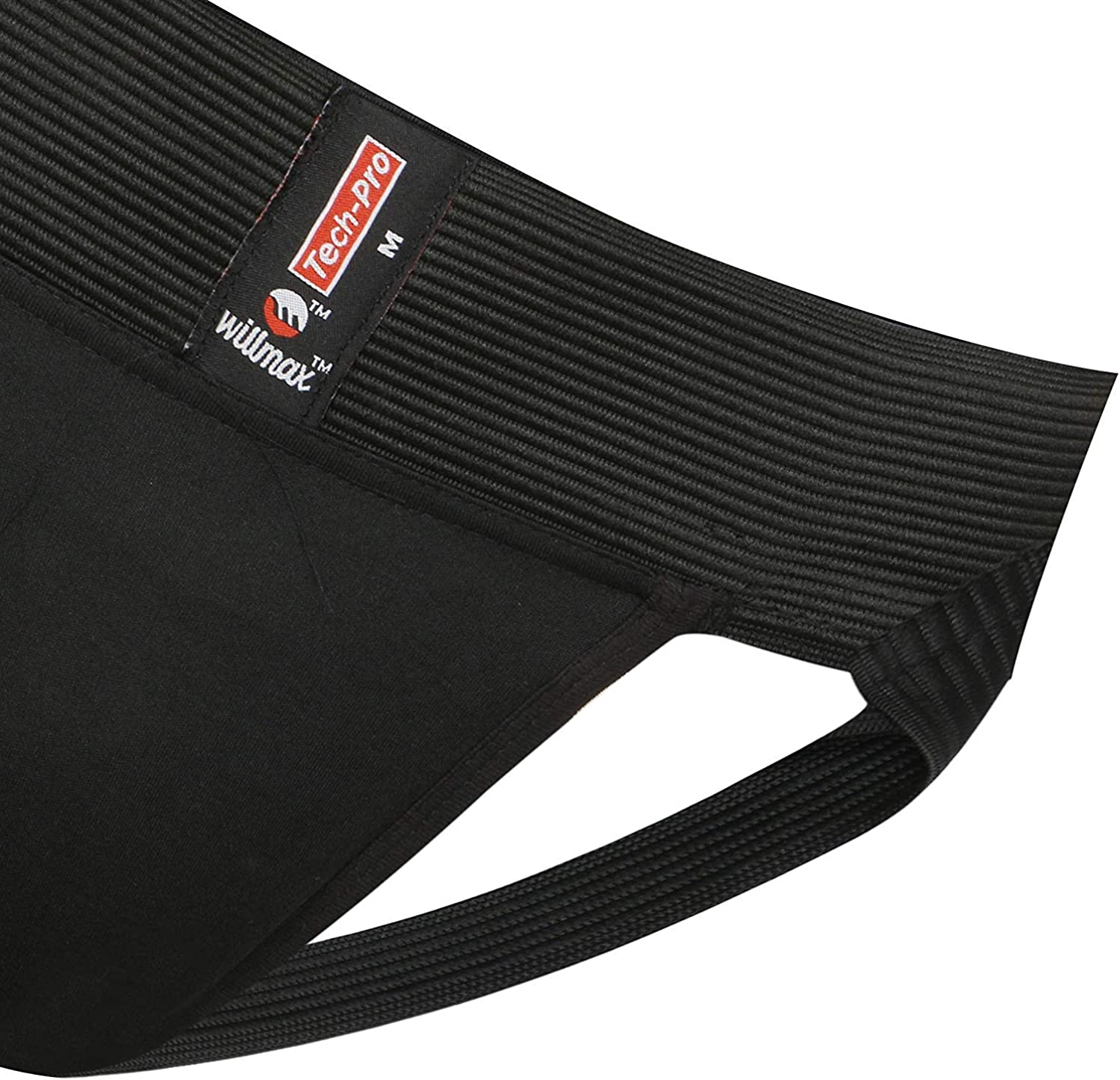 KD Willmax Jockstrap Gym Cotton Supporter with Cup Pocket Multi Sport: Clothing