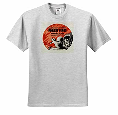 tee shirts safety adult Fire