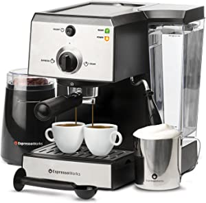 Best Espresso Machine Under 300 Reviewed 2021 – Expert's Guide 5