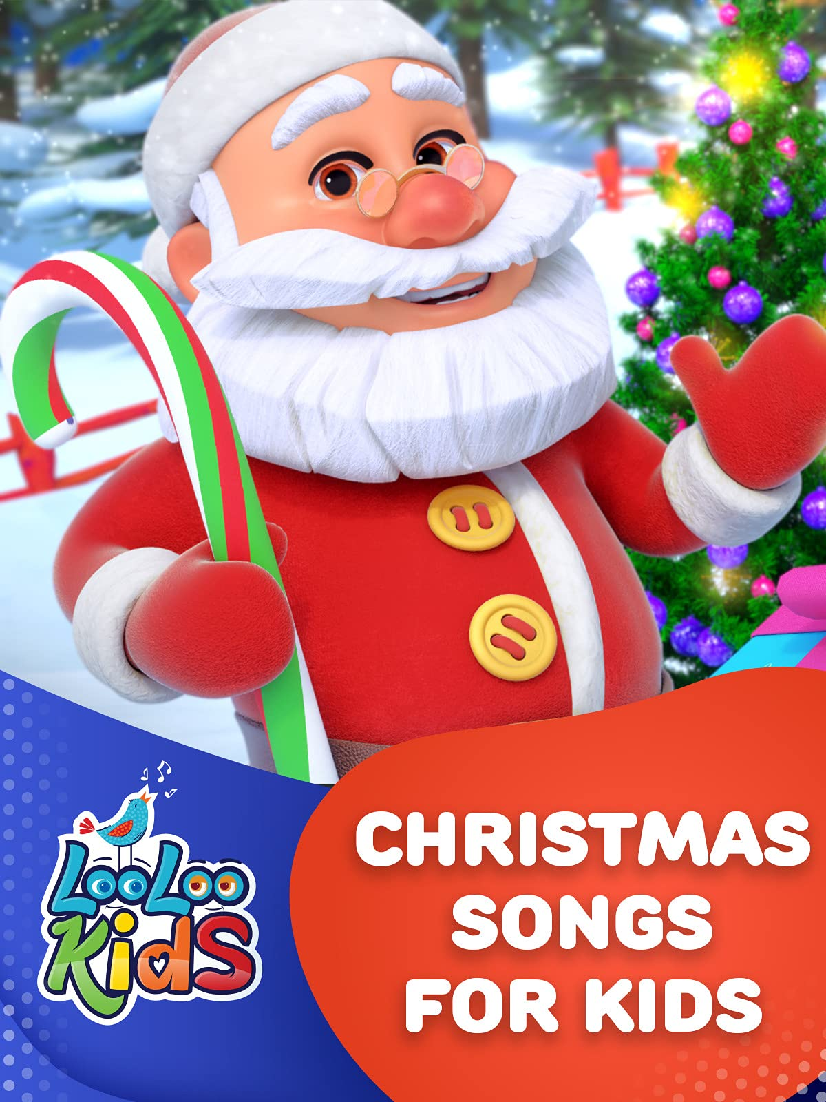 Christmas Songs for Kids - LooLoo Kids on Amazon Prime Video UK