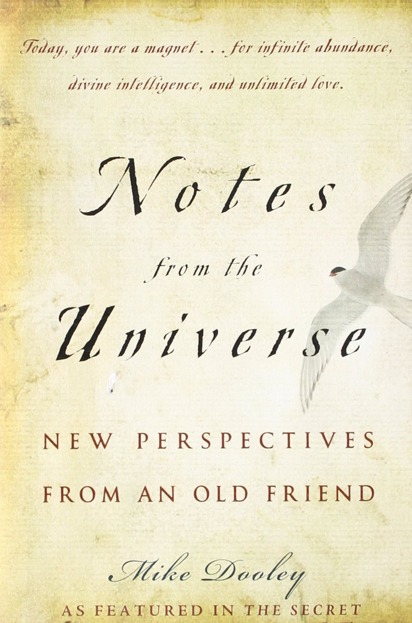 Notes from the Universe: New Perspectives from an Old Friend by Atria Books/Beyond Words