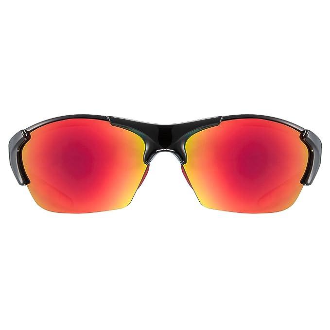 Uvex Blaze III Gafas Ciclismo, Unisex Adulto, Blanco/Verde, Talla Única: Amazon.es: Deportes y aire libre