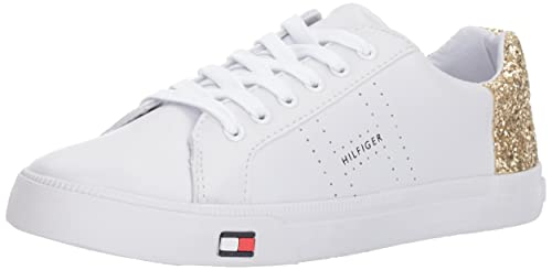 876d216beea Tommy Hilfiger Lune Tenis para Mujer  Amazon.com.mx  Ropa