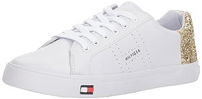 997b68c6f Tommy Hilfiger Women's Lune Sneaker: Amazon.co.uk: Shoes & Bags