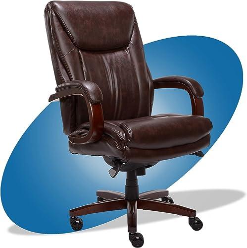 La-Z-Boy Edmonton Leather Office Chair