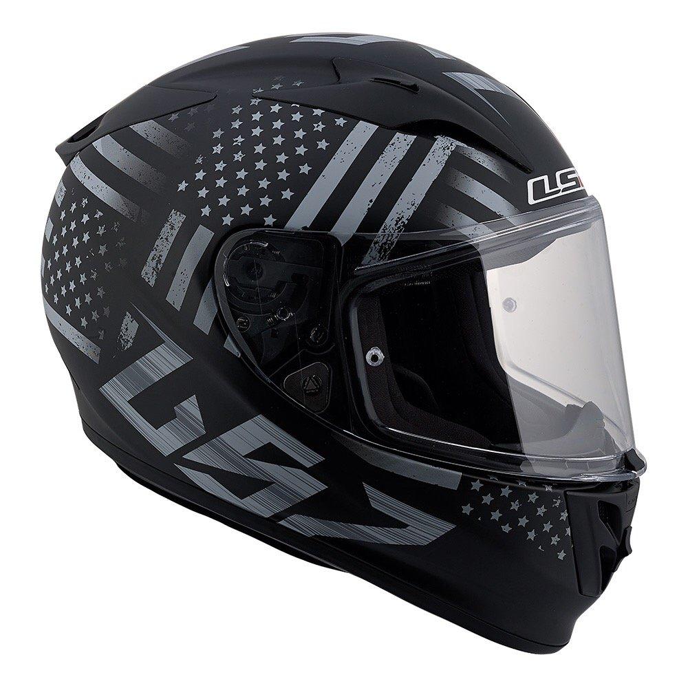 Amazon.com: Casco para motocicleta 4 LS2 Helmets Metro ...