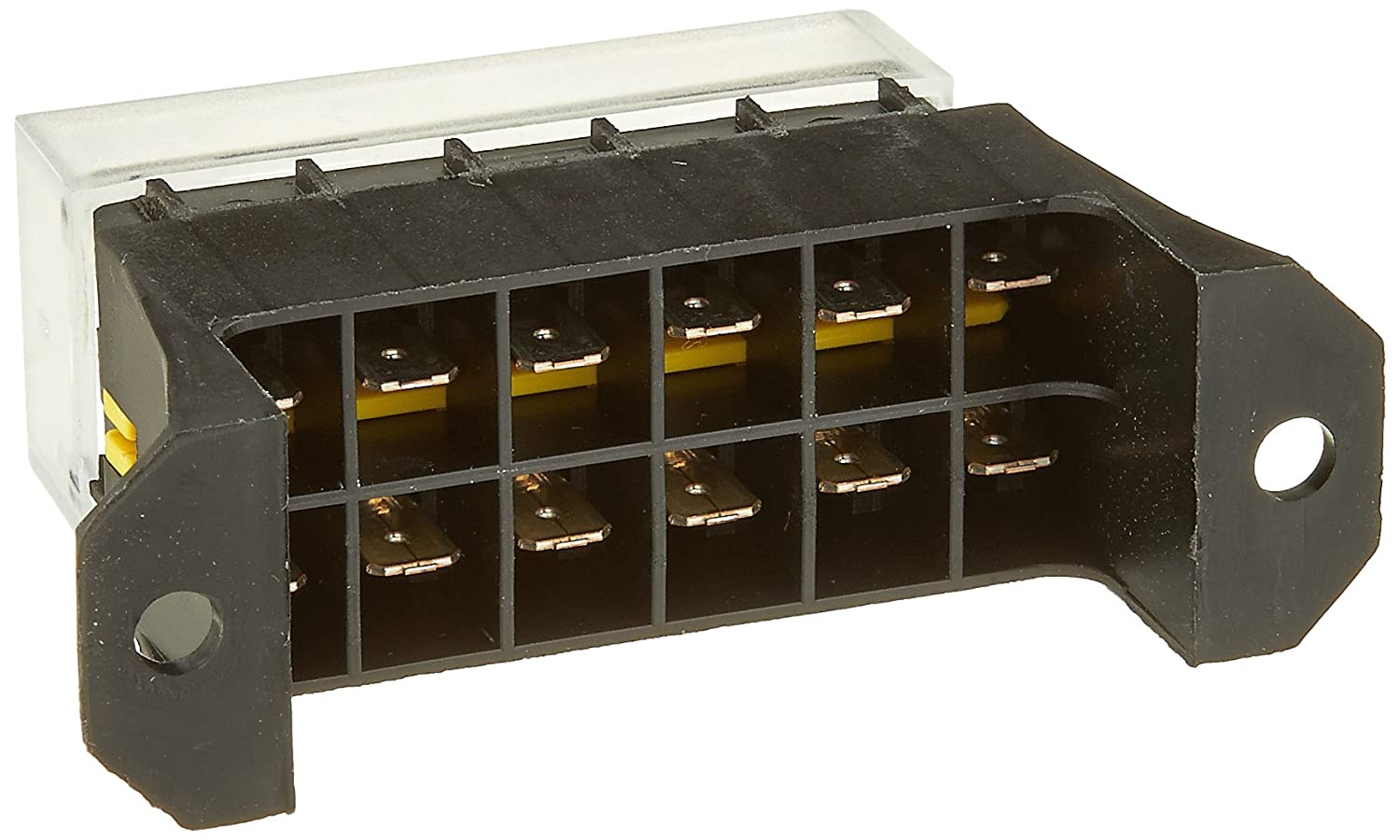 71aUQ89jP0L._SL1500_ amazon com hella h84960081 6 way axial single fuse box automotive Axial Fuse Glass at eliteediting.co