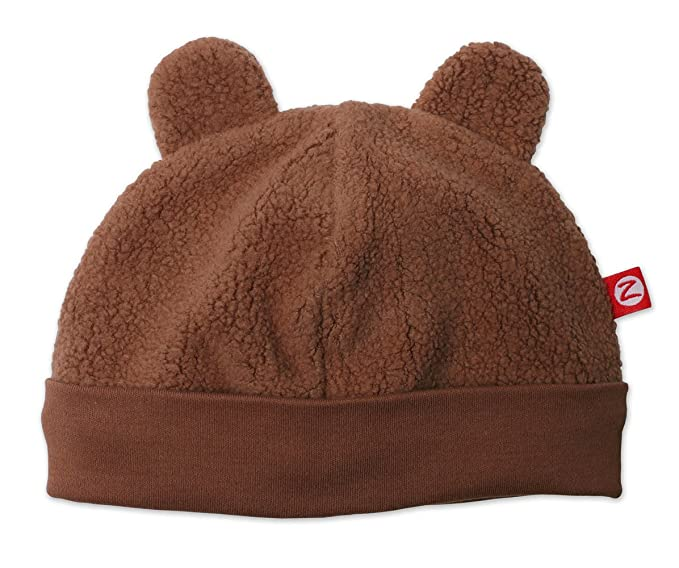ffb14ae7e07 Image Unavailable. Image not available for. Color  Zutano Cozie Fleece Hat  ...