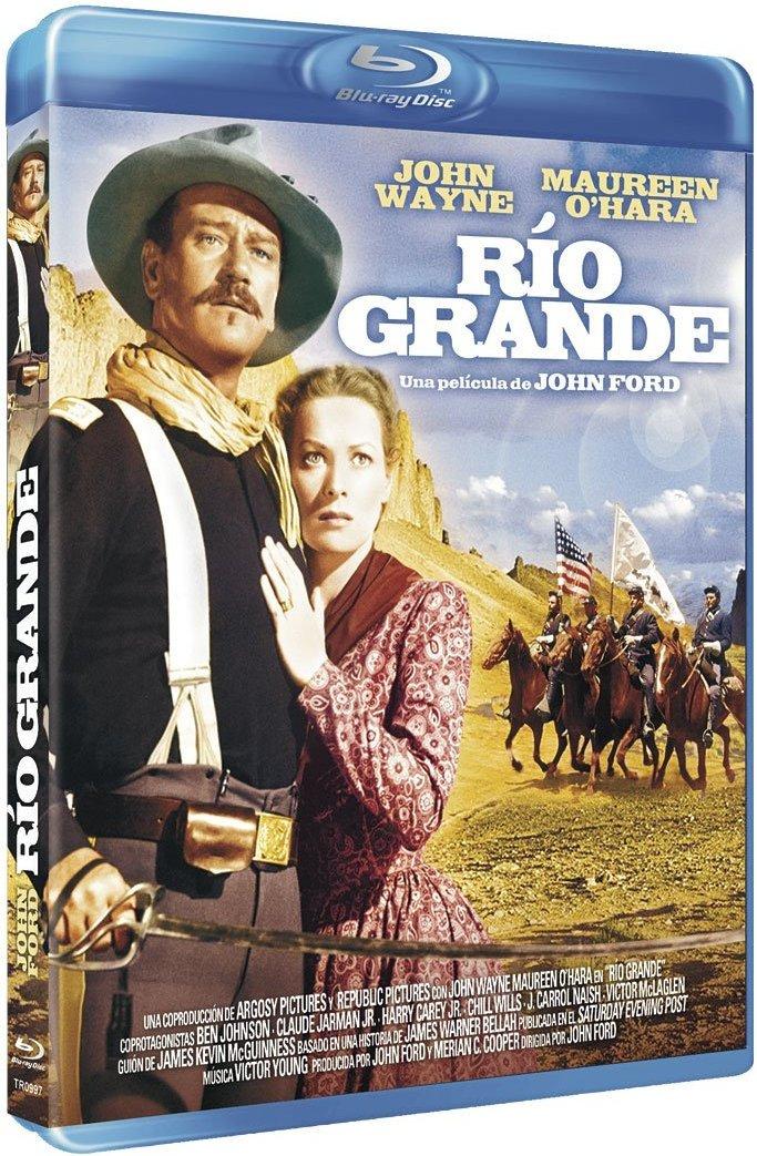 Amazon Com Rio Grande Blu Ray Import Movie European Format