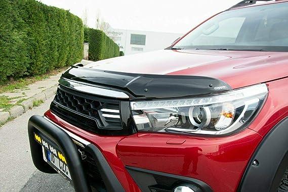 Hilux Motorhaubenschutz Für Wind Und Steinabweiser Ab 2015 Auto