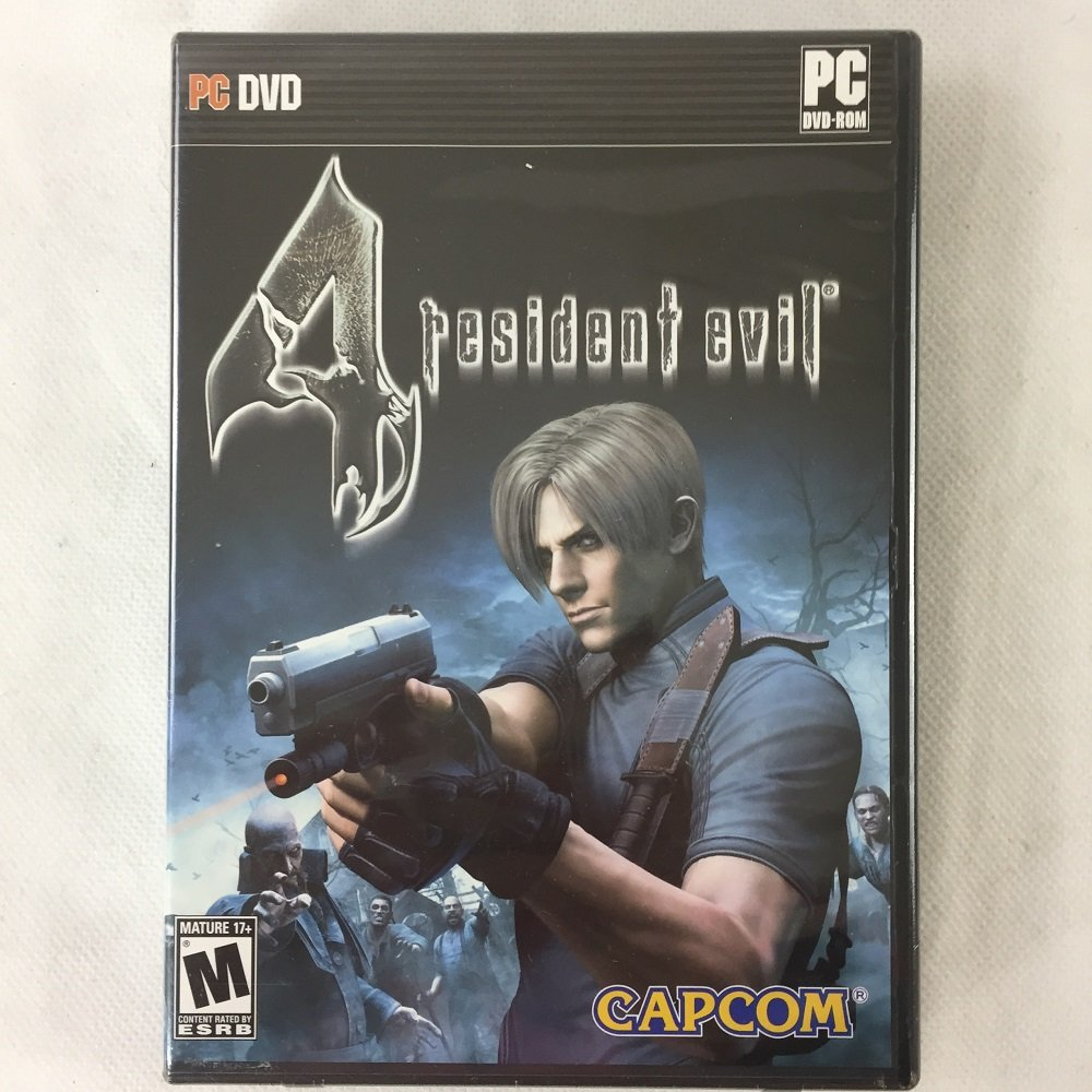 Amazon com: Resident Evil 4 - PC: Video Games