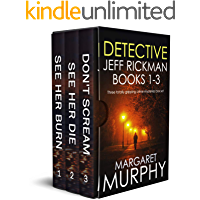 DETECTIVE JEFF RICKMAN BOOKS 1–3 three totally gripping crime mysteries box set