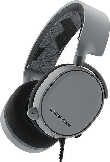 SteelSeries Arctis 3 (Edición Legado) - Auriculares para juego, PC ...
