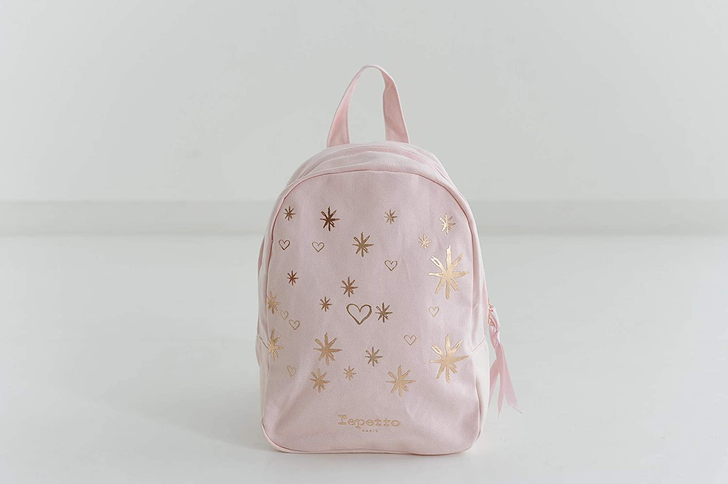 repetto STARS backpack バレエバックパック(50301/B0301T)  73(pale pink) B07PNLPKLL
