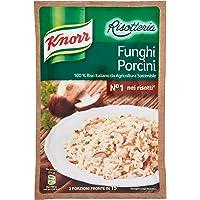Knorr - Risotteria, Funghi Porcini - 15 pezzi da 175 g [2625 g]