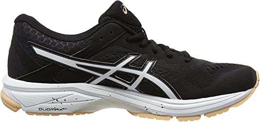 Asics GT-1000 6, Zapatillas de Entrenamiento para Mujer, Negro (Black/canteloupe/Carbon 9030), 37 EU: Amazon.es: Zapatos y complementos