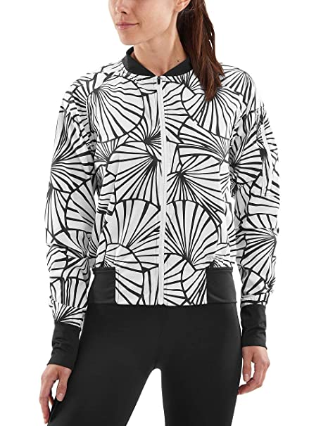Amazon.com: Skins Activewear Trylen - Chaqueta para mujer ...