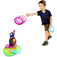 Simple Days Ring Toss Game Set
