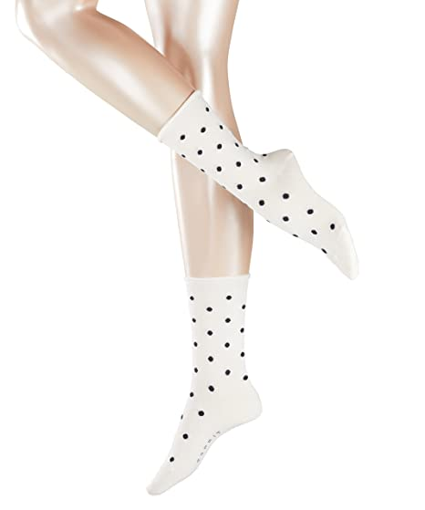 Esprit Polka Dot, Calcetines para Mujer, Multicolor (offwhite 2041), 35/