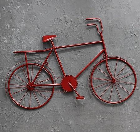 Decoración de la pared Estilo de la bicicleta Hogar Creatividad ...