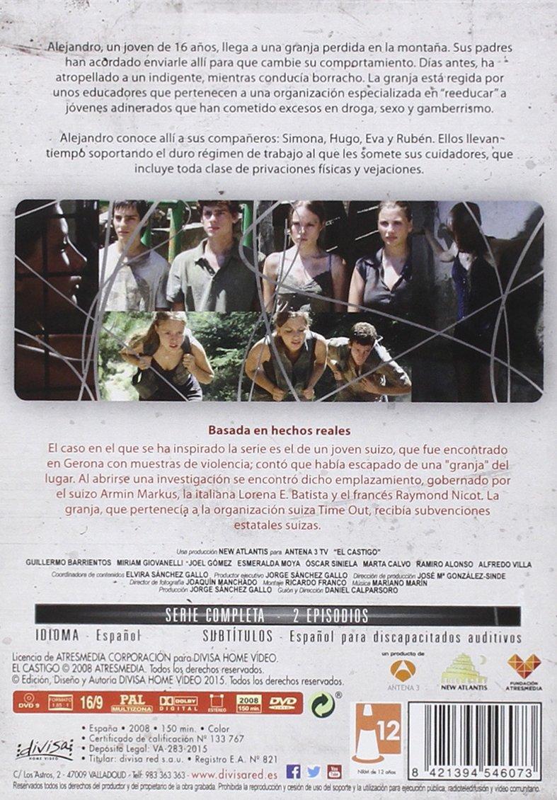 El Castigo (Serie Completa) 25 Aniversario A3 [DVD]: Amazon ...