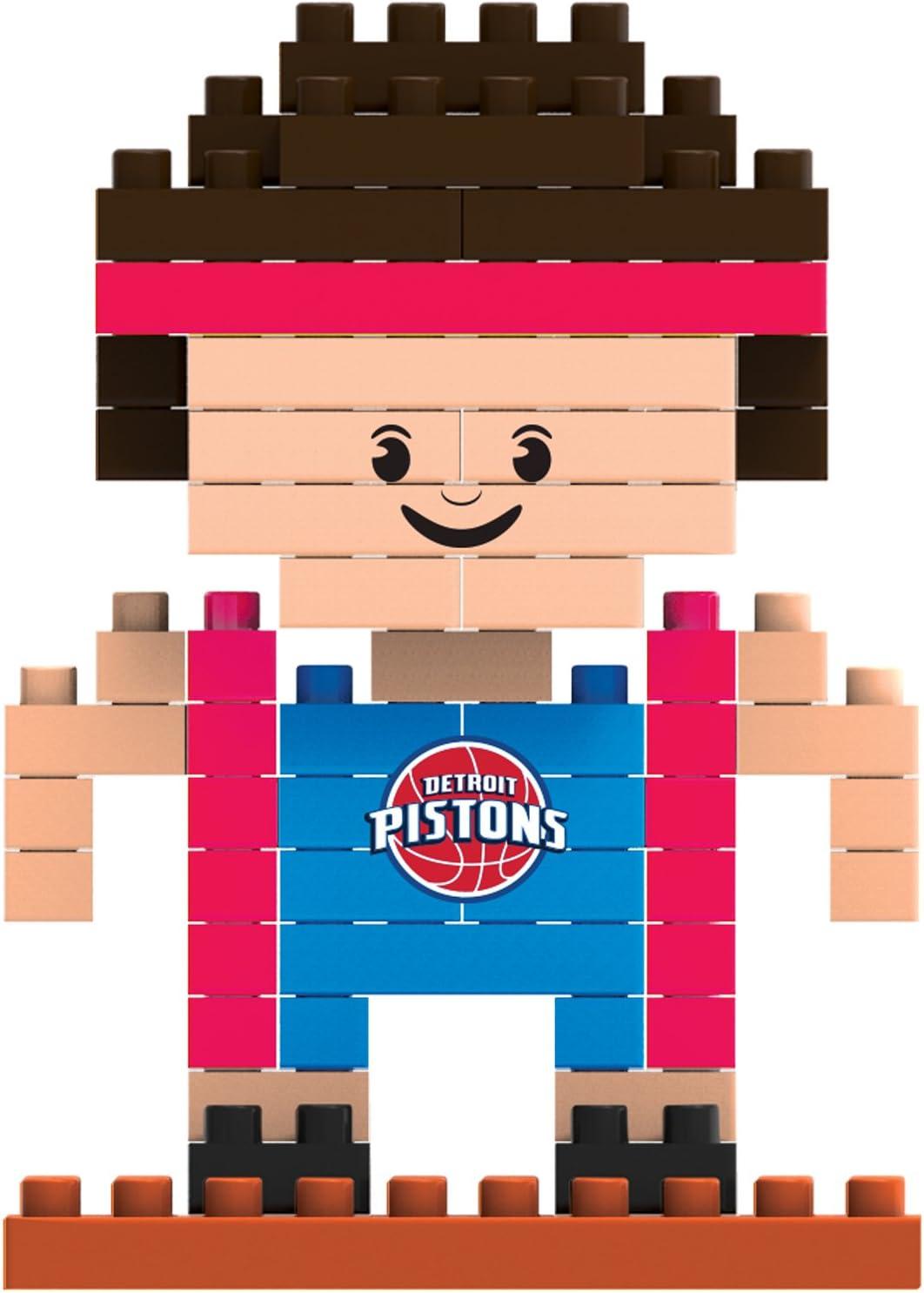 Player FOCO Detroit Pistons 3D Brxlz