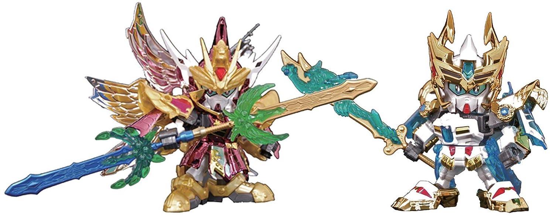 SD GUNDAM 044 Shin Gurenso Soso Gundam VS Shin Mokoso Sonken Gundam Brave Battle Warriors Pro Model (japan import)