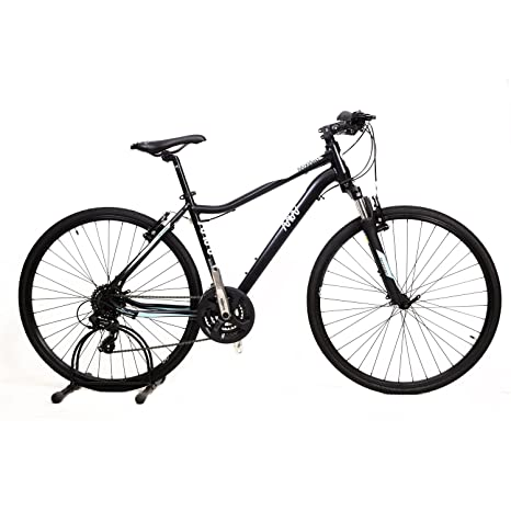 2b1cf2b36bc Infinite Mixway-(HB)-24Speed-F(18)700X30 Aluminium Unisex Hybrid Cycle:  Amazon.in: Sports, Fitness & Outdoors