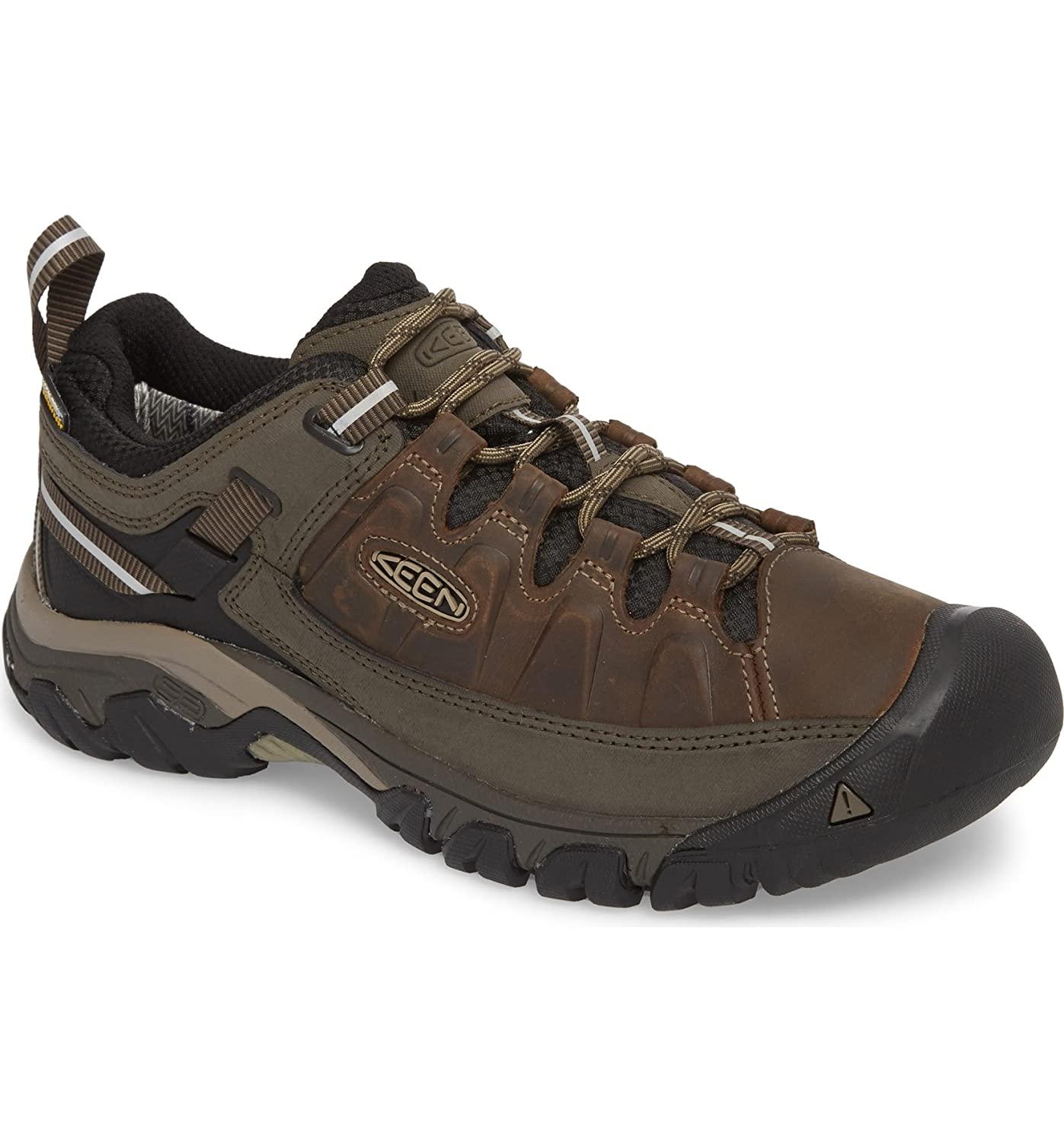 [キーン] メンズ スニーカー Keen Targhee III Waterproof Hiking Shoe [並行輸入品] B07F3XP6ZF