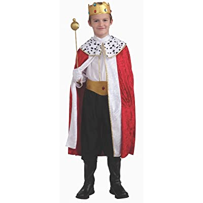 Forum Novelties Regal King Child Costume, Medium: Toys & Games