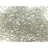 極小サイズ オーロラの粒 しゃぼん玉 10g 1mm~3mm ガラス玉 レジン パーツ 封入 アクセサリーパーツ