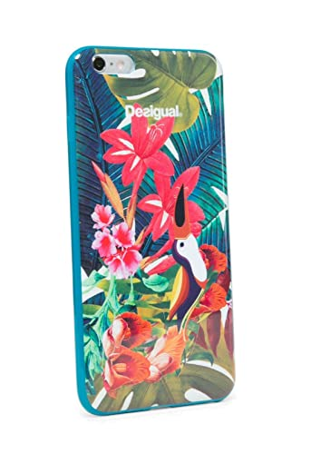 COQUE IPHONE6 SILICONA TROPICA