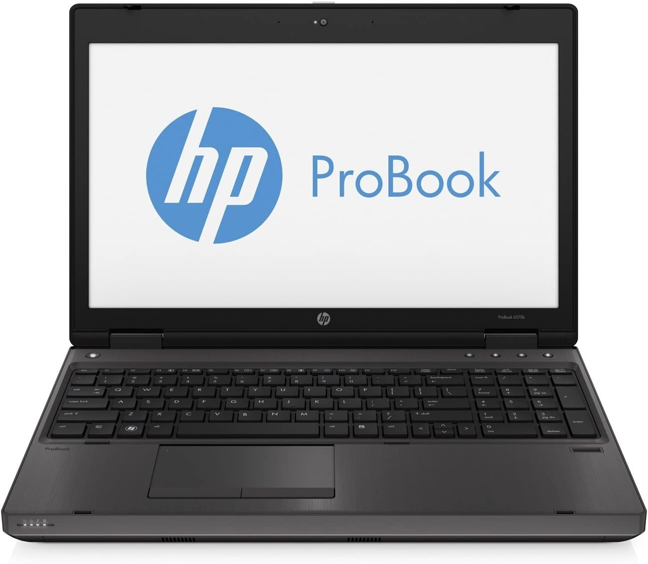 HP ProBook 6570b Notebook PC - Intel Core i5-3320M 2.5Ghz 8GB 128SSD DVDRW Windows 10 Professional (Renewed)