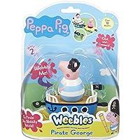 Peppa Pig - Weebles - George le Pirate