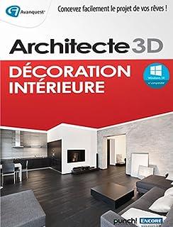 Architecte 3D Déco Intérieure 2017 (V19) [Téléchargement]: Amazon.fr ...