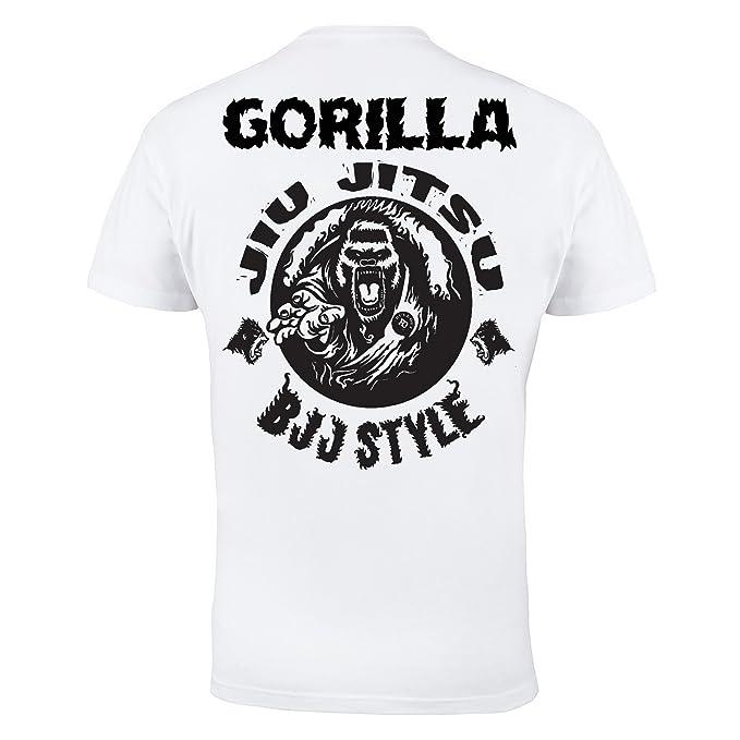 Rule Out Camiseta Prenda De Lucha Brasileño jiu-jitsu. entrenamiento. Gimnasio ropa deportiva. MMA Prenda De Lucha Marcial Artes… zUVpSJM