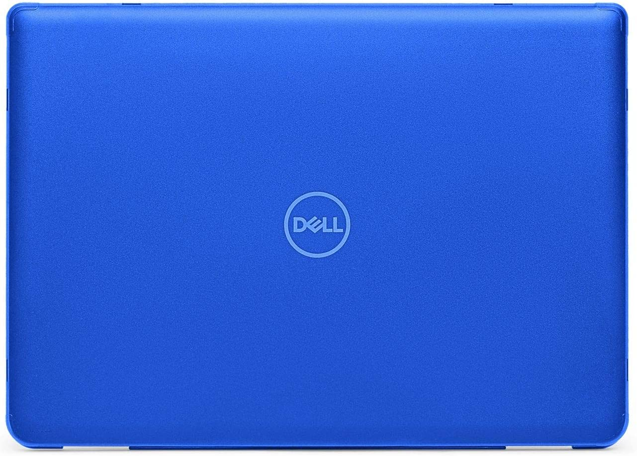 "mCover Hard Shell Case for New 2020 14"" Dell Latitude 3410 Laptop Computers (NOT Compatible with Other Dell Latitude Computers) (Blue)"