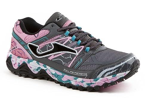 JOMA Sierra Lady, Zapatillas de Running para Asfalto para Mujer, Gris (Grey), 39 EU: Amazon.es: Zapatos y complementos