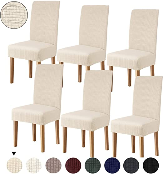 Dining Chair Covers Wedding Party Home Seat Removable Slipcovers Stretch Spandex