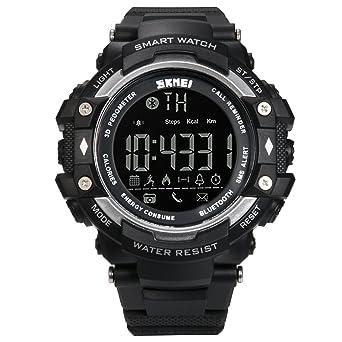 Lancardo Reloj Inteligente Smartwatch Monitor Saludable Podómetro ...