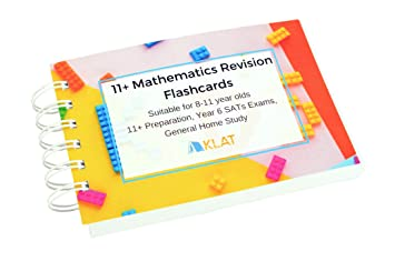 AKLAT 11+ Maths Revision Guide Flashcards- Ks2 Maths - Concise and Compact:  Includes 11plus Math Practice Paper and Cloze Test 2019 (pdf download)