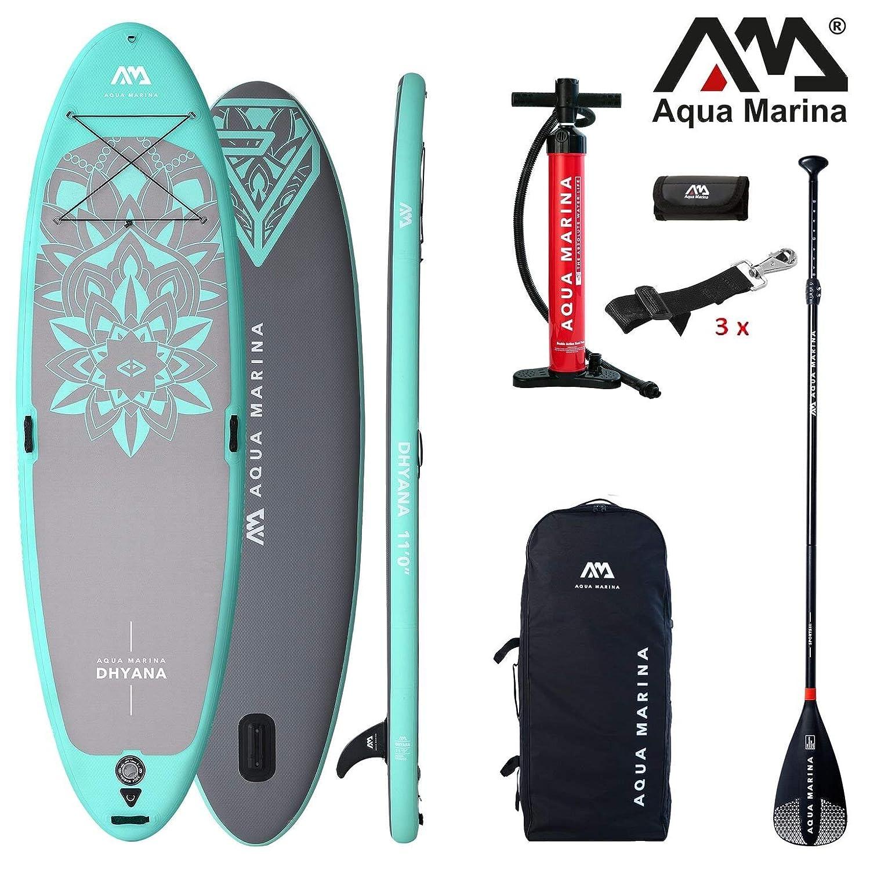 Aqua Marina Dhyana 2019 Yoga Sup Board Hinchable Stand Up ...